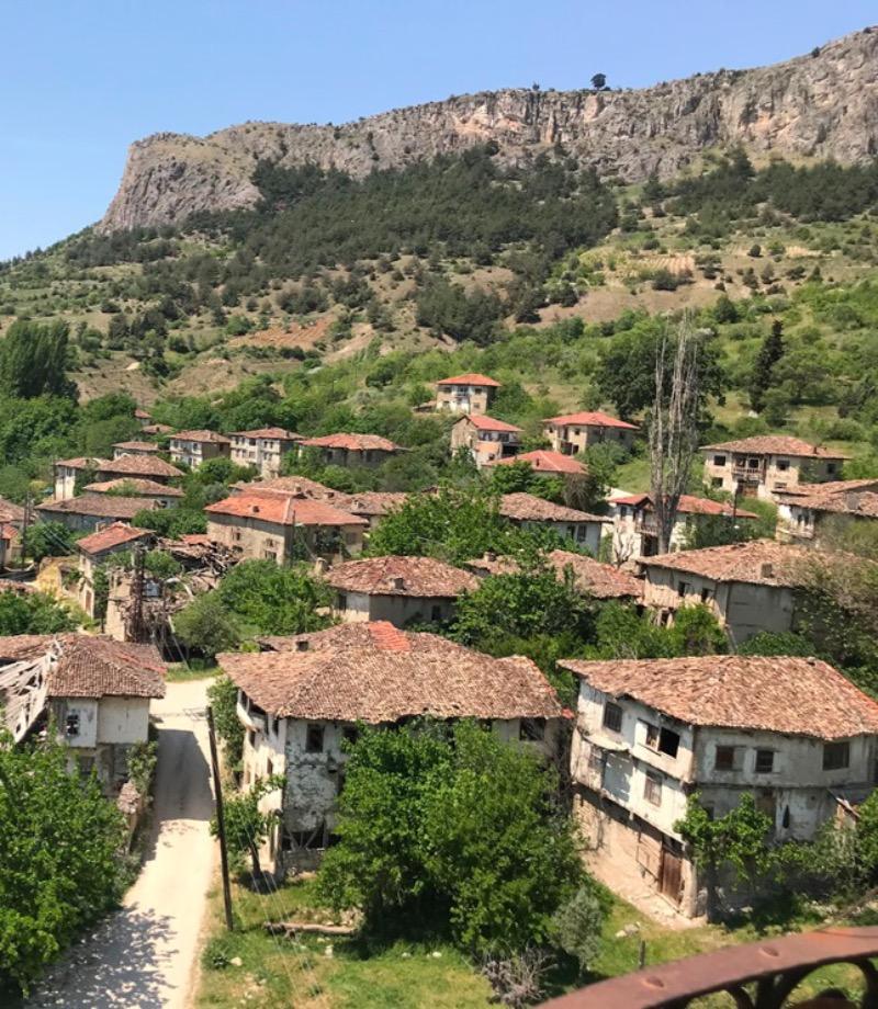 Harmankaya Kanyonu ve Hayalet Köy Bedi